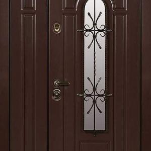 Двустворчатая дверь DR275